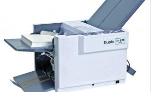 Duplo DF-870, Paper Folding Machine