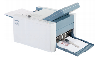 Duplo DF-980, Paper Folding Machine