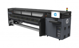 HP Latex 1500 Large Format Printer