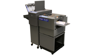 Duplo DC-445 IFS, Integrated Folding System