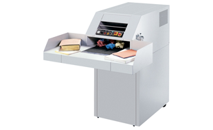 FORDIGRAPH 6040, Commercial Shredder