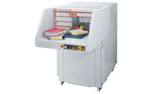 FORDIGRAPH 7050, Commercial Shredder