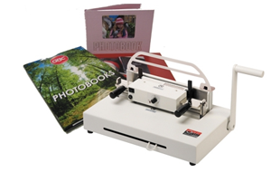 GBC Atlas 300, Binding Machine