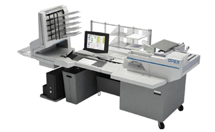 Opex AS7200i, Mail Document Scanner