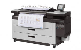 HP PageWide XL 4000 Production Printer