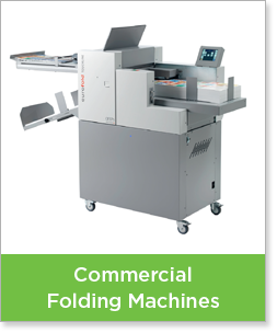 Commercial Paper Folding Machines
