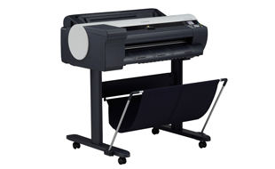 "Canon iPF6400SE, 24"" Large Format Printer"