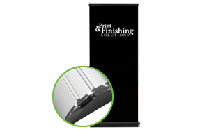 Double-Sided Premium Exhibition Display Banner