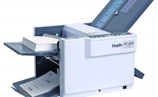 Duplo DF-850, Paper Folding Machine