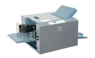Duplo DF-1200, Paper Folding Machine
