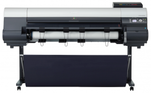 "Canon iPF8400SE, 44"" Large Format Printer"
