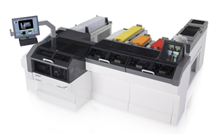 Neopost DS-1000, Folder Inserter