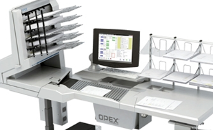 Opex AS7200t, Mail Document Scanner