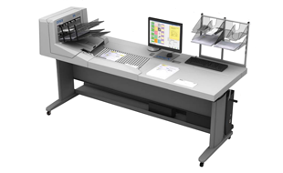 Opex DS2200, Mail Document Scanner