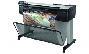 HP DesignJet T830MFP Printer