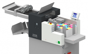 Multigraf Touchline CF375 - Creasing & Folding Machine