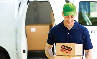 Collection & Delivery Tracking Solution