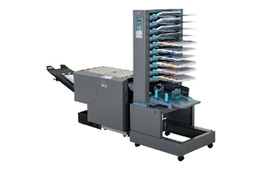Duplo DBM-150 Fr, Friction Bookletmaking System
