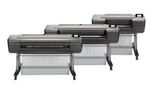 HP DesignJet Z6 Series Printer