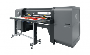 HP Scitex FB550 Large Format Flatbed Printer
