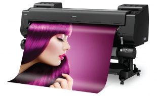 "Canon iPF PRO-6000S, 60"" Large Format Printer"