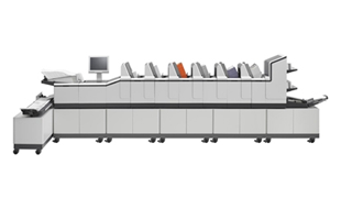 Folding Inserting Machine