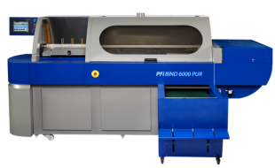 Duplo PFi Bind 6000, Perfect Binding Machine