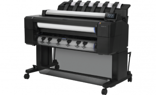 HP DesignJet T2530MFP Printer