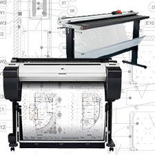 Technical Large Format Printers
