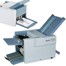 Desktop Paper Folding Machines